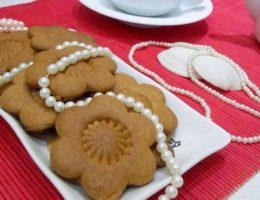 фигурное печенье на рассоле