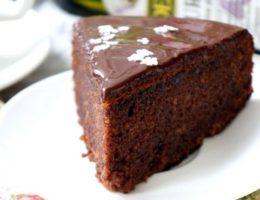 шоколадный торт по простому рецепту