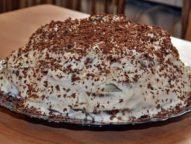 Торт из пряников и сметаны